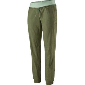 Patagonia Hampi Rock Pantaloni Donna, verde